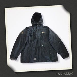 POINT ZERO Motion Series 3-in-1 Hooded Jacket